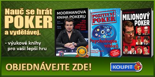 Nabídka poker knih v češtině