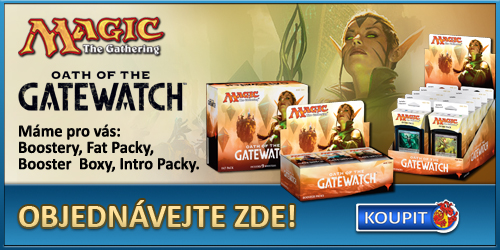 Magic the Gathering Oath of the Gatewatch