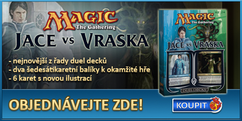 Magic the Gathering Jace vs. Vraska Duel Decks