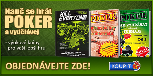 Pokerové knihy v češtině