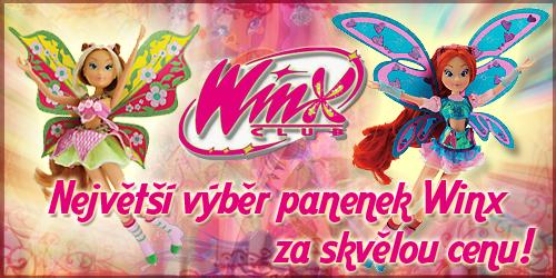 Panenky Winx Club