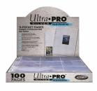 Stránka do alba UltraPro - Silver Series