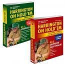 Poker kniha Harrington on Holdem česky - volume 1+2
