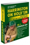 Poker kniha Harrington on Holdem česky - volume 1