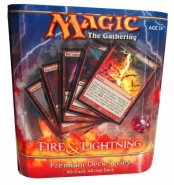 Magic the Gathering Premium Deck Series - Fire and Lightning