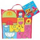 Hračka pro děti - miminka Galt: Pěnová skládačka - farma