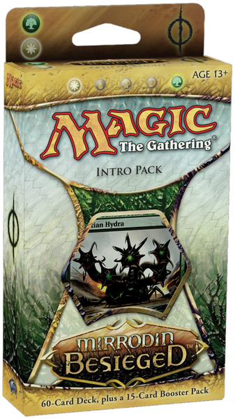 Magic MTG Mirrodin Besieged Intro Pack