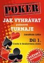 Poker kniha Jonathan Little: Jak vyhrávat pokerové turnaje - 1. díl