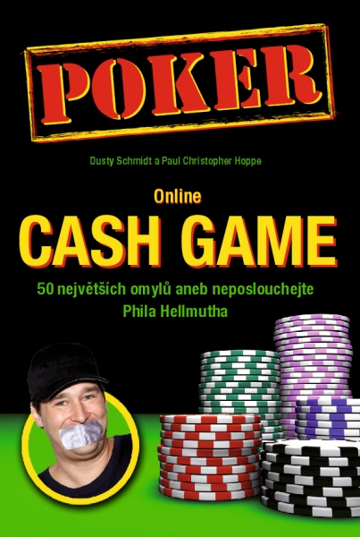 Poker kniha Dusty Schmidt a Paul Christopher: Online Cash Game
