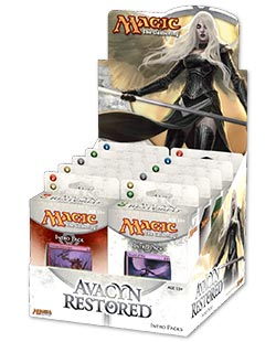Magic the Gathering Avacyn Restored Intro Pack