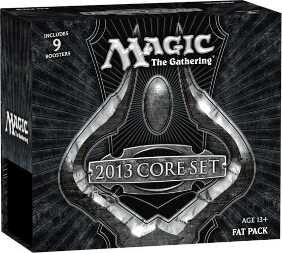 Magic the Gathering Magic 2013 Core Set Fat Pack