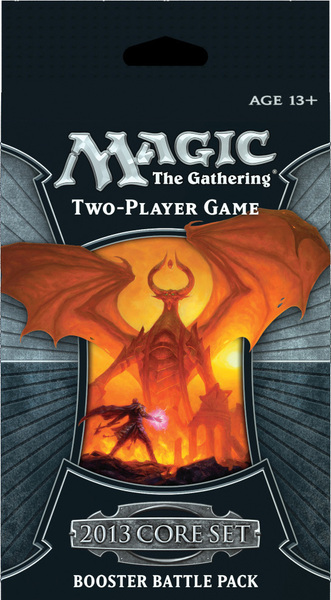 Magic the Gathering Magic 2013 Core Set Booster Battle Pack