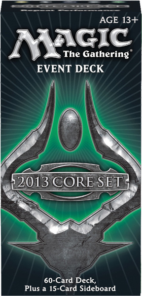 Magic the Gathering Magic 2013 Core Set - Event Deck: Repeat Performance