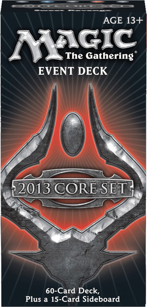Magic the Gathering Magic 2013 Core Set - Event Deck: Sweet Revenge