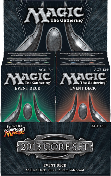 Magic the Gathering Magic 2013 Core Set - Event Deck: Repeat Performance + Sweet Revenge