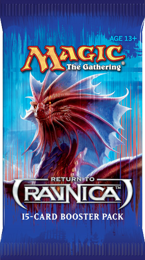 Magic the Gathering Return To Ravnica Booster