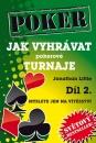Poker kniha Jonathan Little: Jak vyhrávat pokerové turnaje - 2. díl