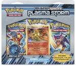 Pokémon Black and White - Plasma Storm 3 Pack Blister