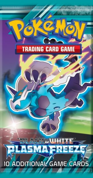 Pokémon Black and White - Plasma Freeze Booster
