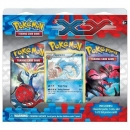 Pokémon XY 3 Pack Blister