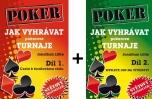 Poker kniha Jonathan Little: Jak vyhrávat pokerové turnaje - 1.+2. díl