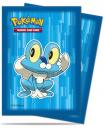 Pokémon: 65 obalů na karty XY Generic - Froakie