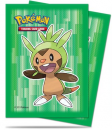 Pokémon: 65 obalů na karty XY Generic - Chespin