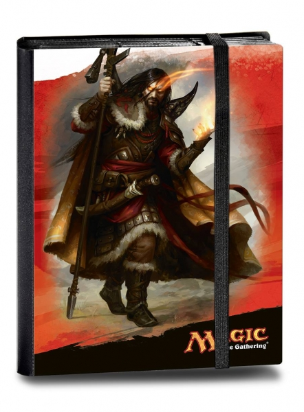Magic: Khans of Tarkir - A4 album na 360 karet