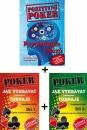 Jonathan Little: Pozitivní poker + Jak vyhrávat pokerové turnaje - 1.+2. díl