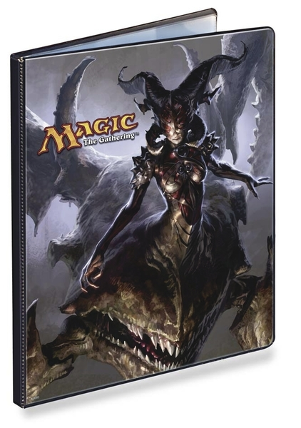 Magic: A4 album - Magic New Phyrexia