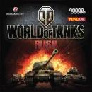 Desková hra World of Tanks - Rush v češtině