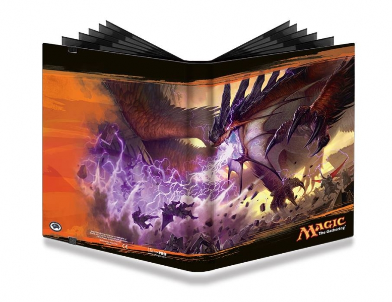 Magic: Dragons of Tarkir - A4 album na 360 karet