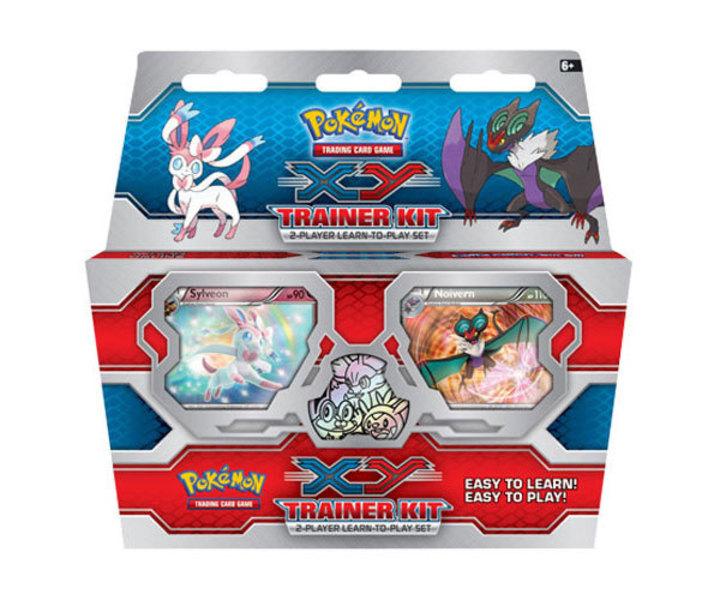 Pokémon - XY startovní balíček pro 2 hráče   poštovné zdarma