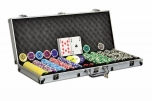 Poker set 500ks žetonů Ultimate 5-1000