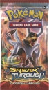 Pokémon XY - Break Through Booster