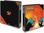 Pokémon: 3 kroužkové sběratelské album - Charizard