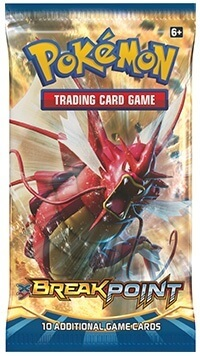 Pokémon XY - Break Point Booster
