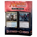 Magic the Gathering Blessed vs. Cursed Duel Decks