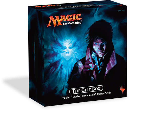 Magic the Gathering Shadows over Innistrad Holiday Gift Box