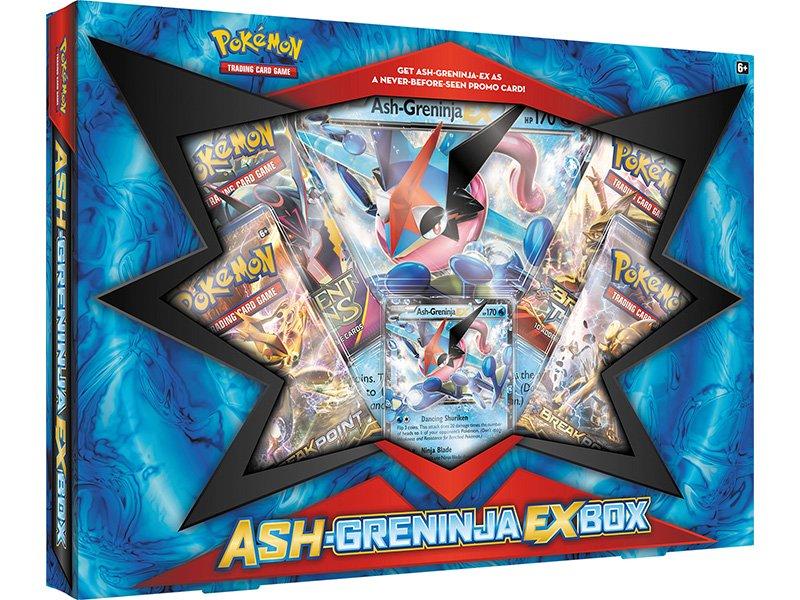 Photo of ash greninja