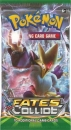 Pokémon XY - Fates Collide Booster