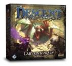 Desková hra Descent: Labyrint zkázy - druhá edice v češtině