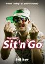 Poker kniha Phil Shaw - Tajemství Sit and Go - 2. jakost