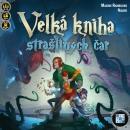 Karetní hra Velká kniha strašlivých čar v češtině