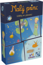 Desková hra Malý princ: Udělej mi planetu! v češtině