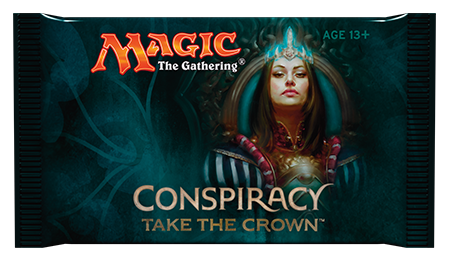 Magic the Gathering Conspiracy: Take the Crown Booster