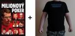 Kniha Jonathan Little: Milionový poker - 1. díl + tričko Poker-Arena.cz - Hashtag