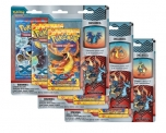 Pokémon XY - Mega Evolution Collectors Pin 3-pack