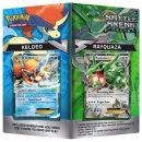 Pokémon Battle Arena Decks: Rayquaza vs. Keldeo