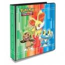 Pokémon: 3 kroužkové sběratelské album - Generic XY